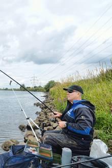 Pythonschlange in Norddeutschland: Mit diesem Fang hat kein Fischer gerechnet