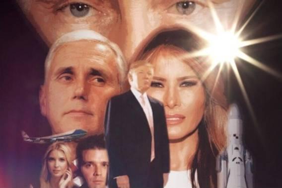 Donald Trump: Er will eine Weltraum-Armee gründen