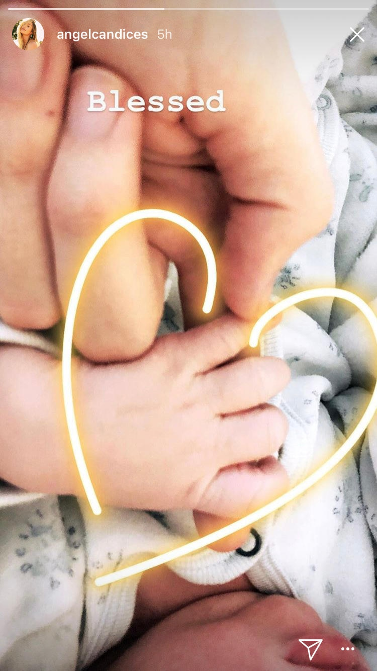 Hurra! Candice Swanepoel ist zum zweiten Mal Mama geworden