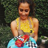 18. Juni 2018  Dieses Kunstwerk von Torte hat Sarah zu Alessios dritten Geburtstag gebacken.