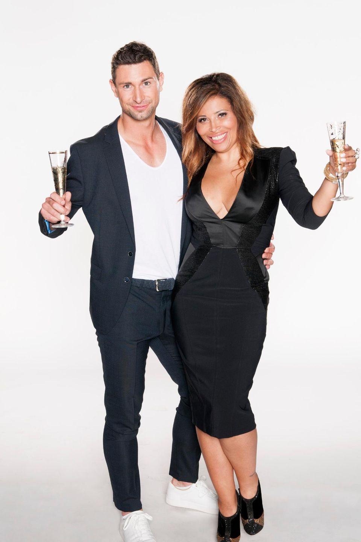 Promi-Tochter Patricia Blanco (46) und ihr neuer Partner Unternehmer Nico Gollnick (28)