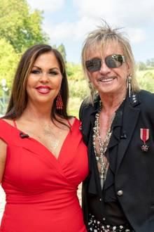 Ex-Rotlicht-König Bert Wollersheim (67) und seine neue Liebe Bobby Anne Baker (48)