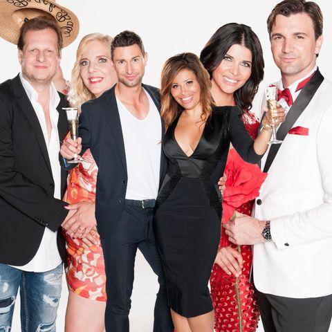 """Das Sommerhaus der Stars 2018: Diese acht Promipaare kämpfen um den Titel """"Das Promipaar 2018"""" bei RTL!"""