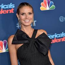 """America's Got Talent""-Jurorin Heidi Klum"