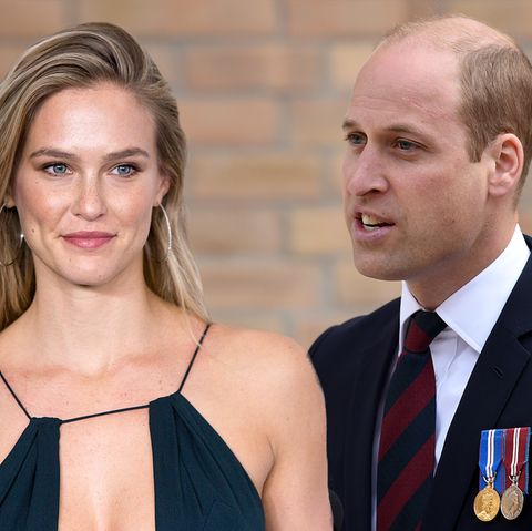 Bar Refaeli, Prinz William