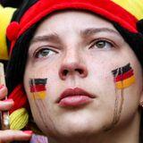Ein Sinnbild für die Stimmung nach Deutschlands Ausscheiden in Kazan.