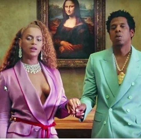 "Beyoncé und Jay Z im Musikvideo ""The Carters – Apeshit"""