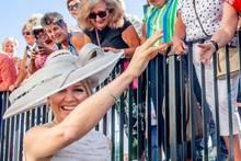 Königin Máxima : So geben ihr die Niederländer das Lächeln zurück
