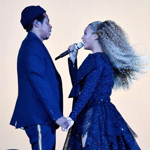 "Beyoncé + Jay Z bei ihrer ""On The World II""-Tour"