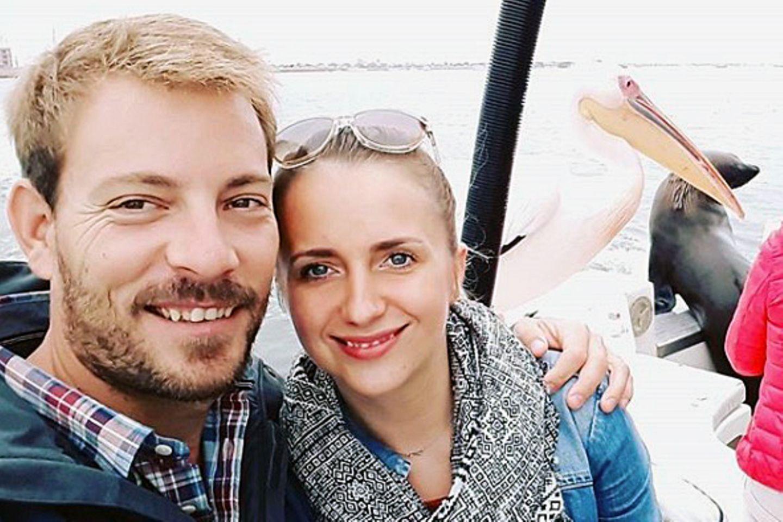 """Gerald und Anna von """"Bauer sucht Frau"""""""