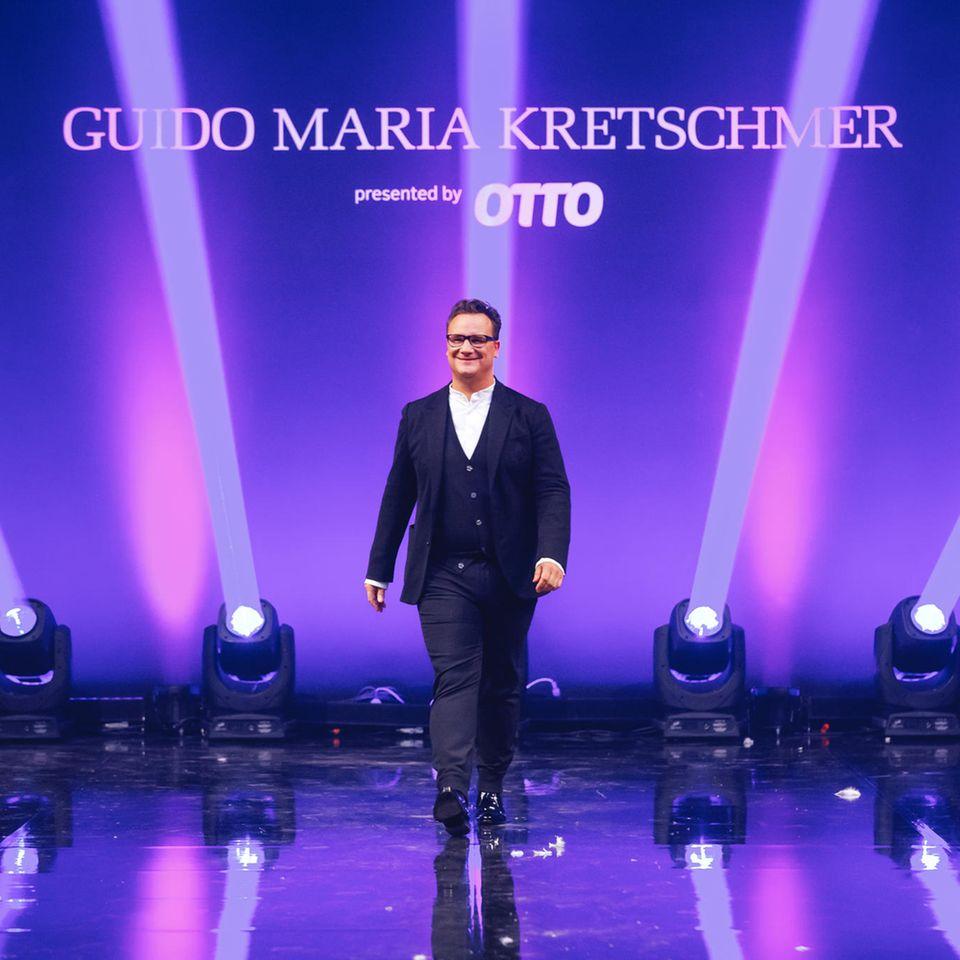 Guido Maria Kretschmer: Bei seiner Eröffnungsshow wird alles anders