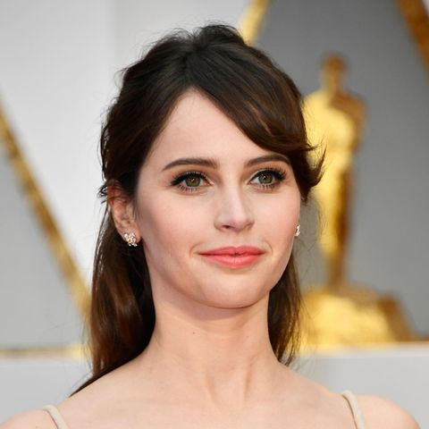 Felicity Jones hat geheiratet