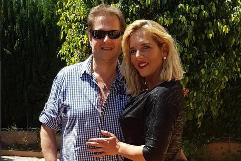 Jens Büchner und Daniela Büchner