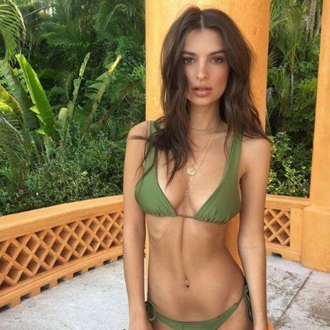Model und It-Girl Emily Ratajkowski
