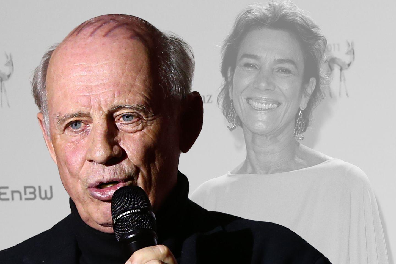 Willy Bogner und Sonia Bogner