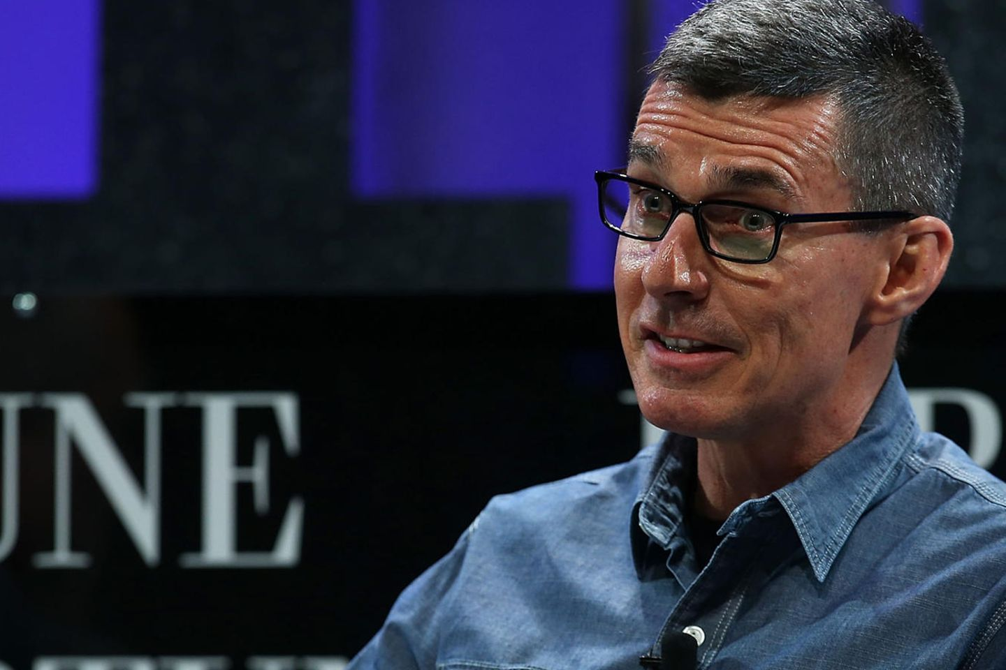 Levi's Chef Chip Bergh.