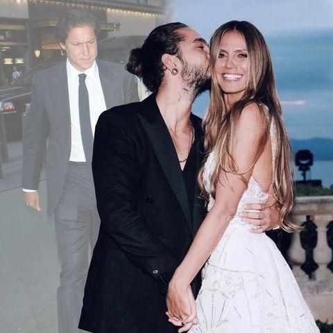 Heidi Klum ist bis über beide Ohren verliebt in Tom Kaulitz. Mit Vito Schnabel ging es - zumindest öffentlich - nicht so leidenschaftlich zu