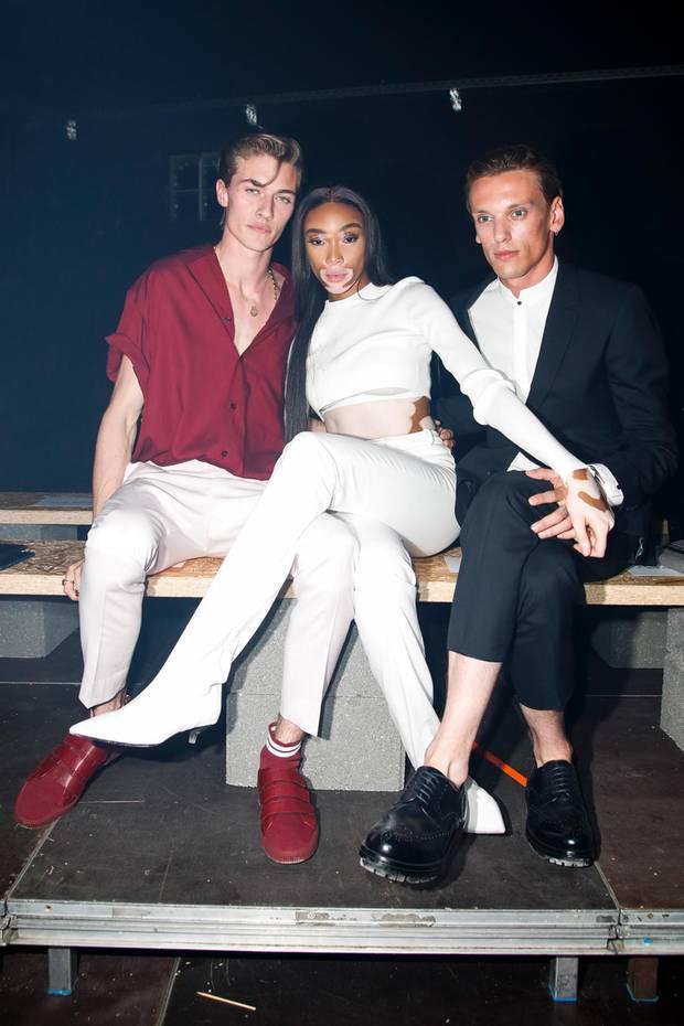 sports shoes e244c 511b9 Berlin Fashion Week: Trends und VIPs aus der Hauptstadt ...