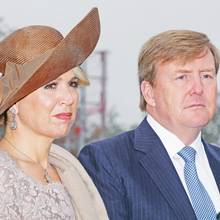 Königin Máxima und König Willem-Alexander