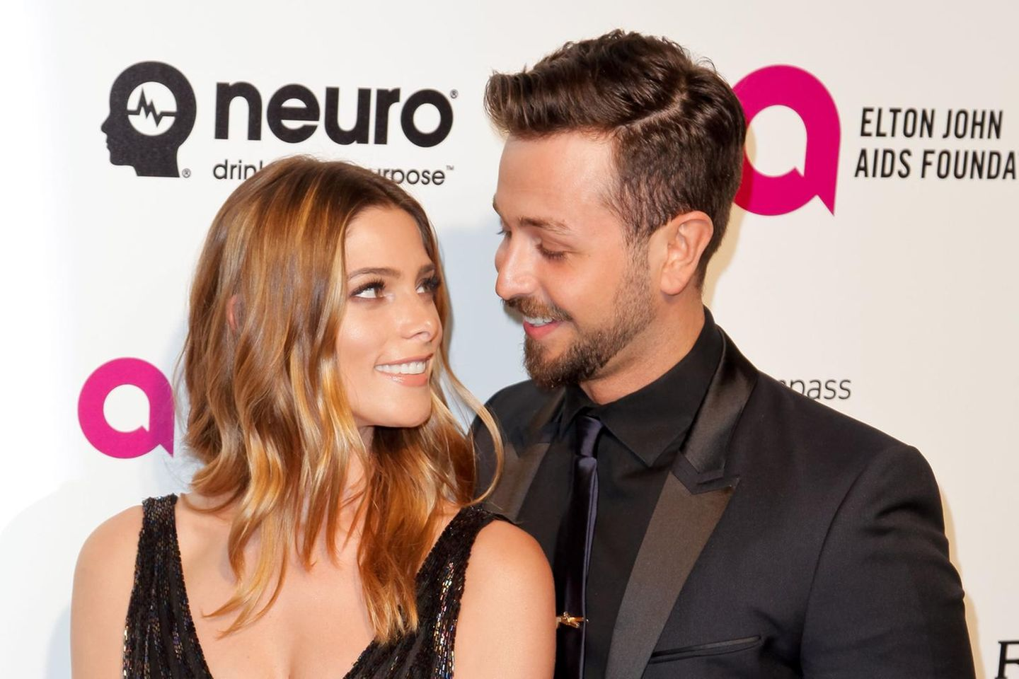 Ashley Greene und Paul Khoury