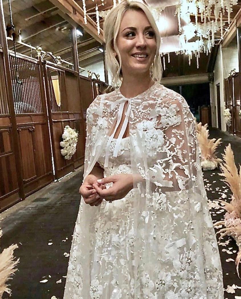 Star-Hochzeiten: Die skurrilsten Brautkleider der Stars - S. 3 | GALA.de
