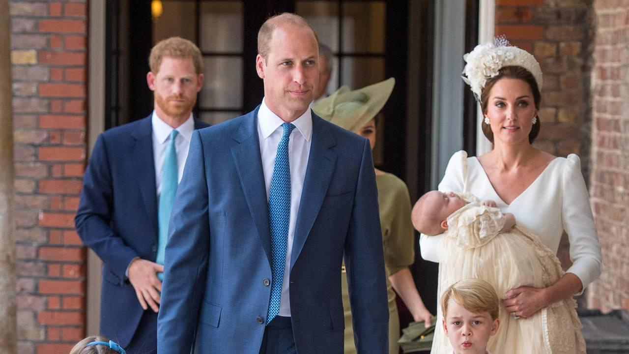 Prinz Louis Alle Details Zu Seiner Taufe Galade