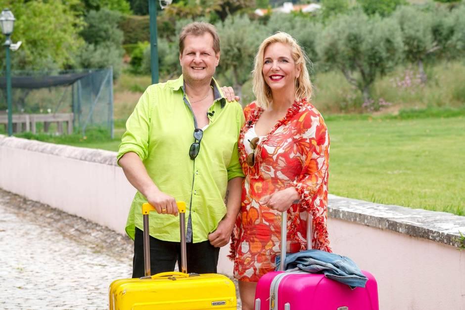 """Jens und Daniela Büchner machen sich im """"Sommerhaus der Stars"""" schnell unbeliebt"""