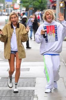 Überraschung! Hailey Baldwin und Justin Bieber haben sich verlobt.