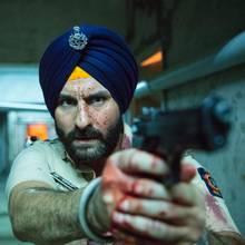 """Saif Ali Khan in der Netflix-Neuheit """"Sacred Games"""" (seit 6. Juli verfügbar)"""