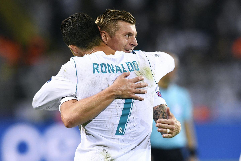 Toni Kroos: So emotional verabschiedet er Cristiano Ronaldo