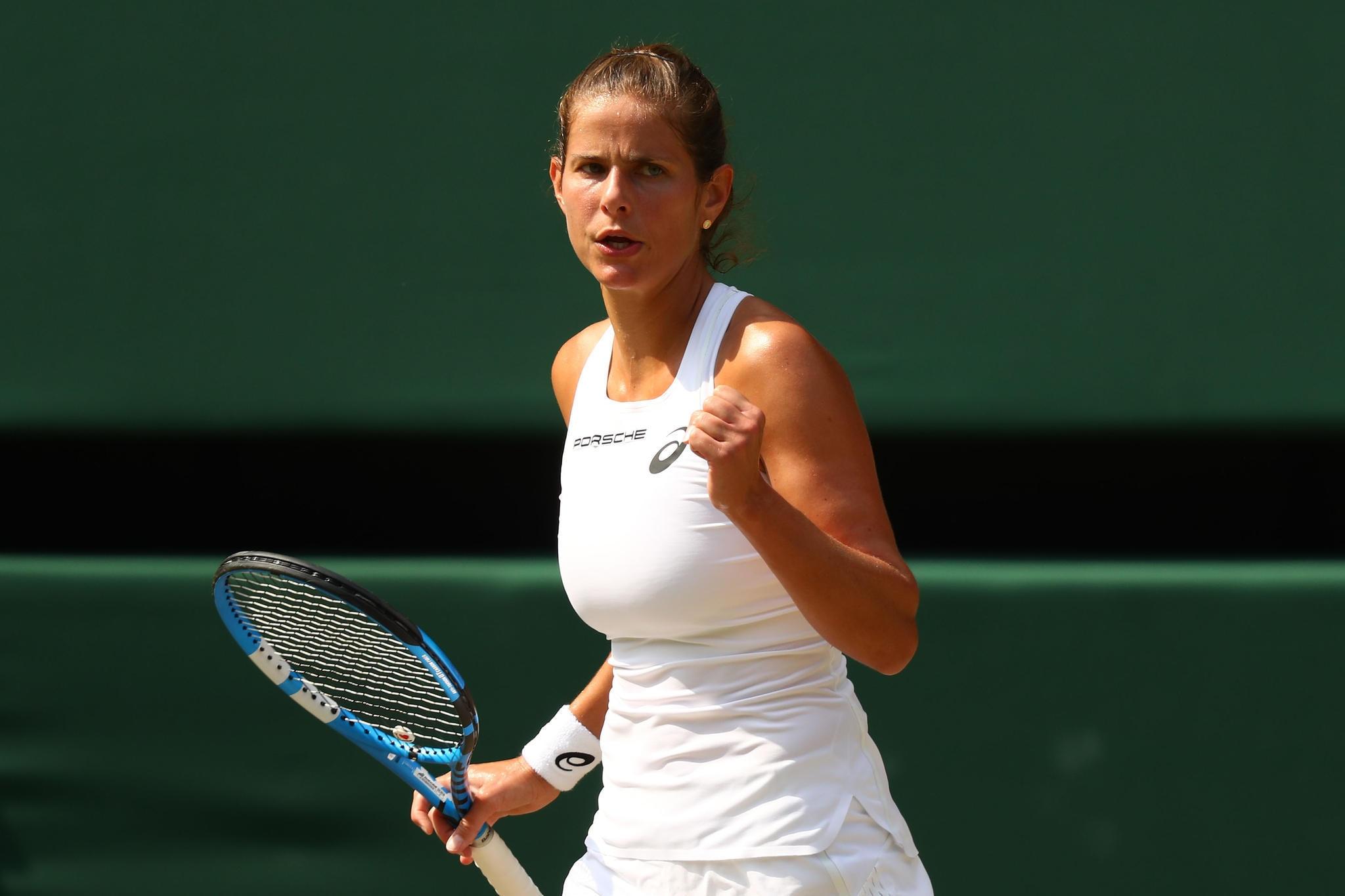 Julia Görges ist in der Weltrangliste auf Platz 13