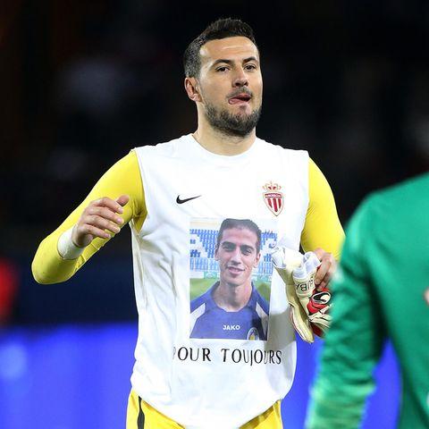 Der Torhüter für Kroatien bei der WM 2018 in Russland:Danijel Subašić