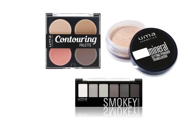 Wir verlosen zehn Kosmetik-Pakete von umaCOSMETICS