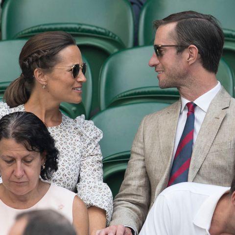 Pippa Middleton + James Matthews