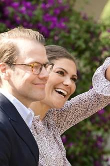 Prinz Daniel + Prinzessin Victoria