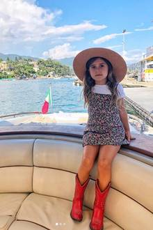 8. Juli 2018  Zu ihrem sechsten Geburtstag teilt Kourtney Kardashian dieses stylische Foto ihrer Tochter Penelope.
