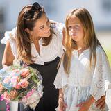 15. Juli 2018  ... Ist Prinzessin Josefine nicht so gut drauf und muss von Mama Kronprinzessin Mary aufgemuntert werden.
