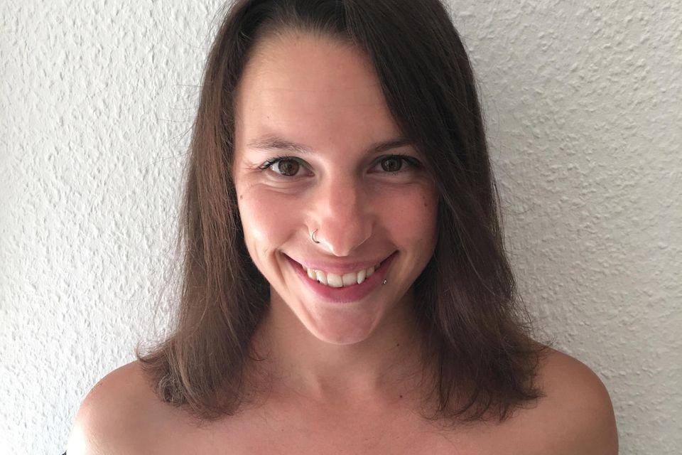 Glatte Haare in nur 3 Minuten - eine echte Typveränderung.