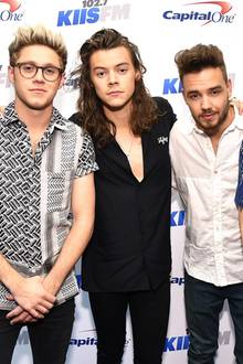 "Niall Horan, Harry Styles, Liam Payne und Louis Tomlinson von ""One Direction"""