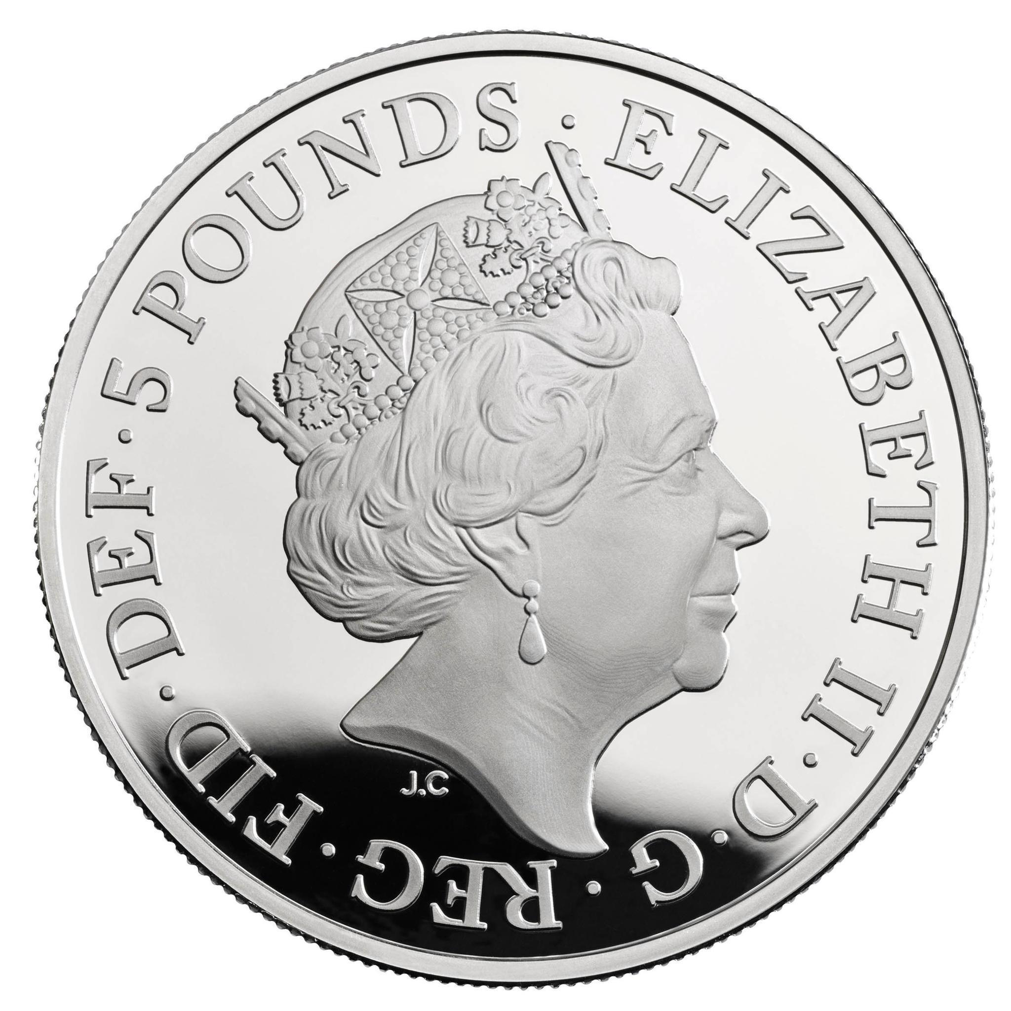 Erstes Geburtstagsgeschenk für Prinz George