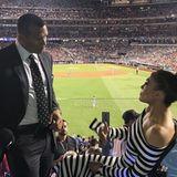 """18. Juli 2018  """"Wenn sie zu Besuch ist, ist es niemals Arbeit"""", postet Alex Rodríguez über seine schöne Freundin Jennifer Lopez."""