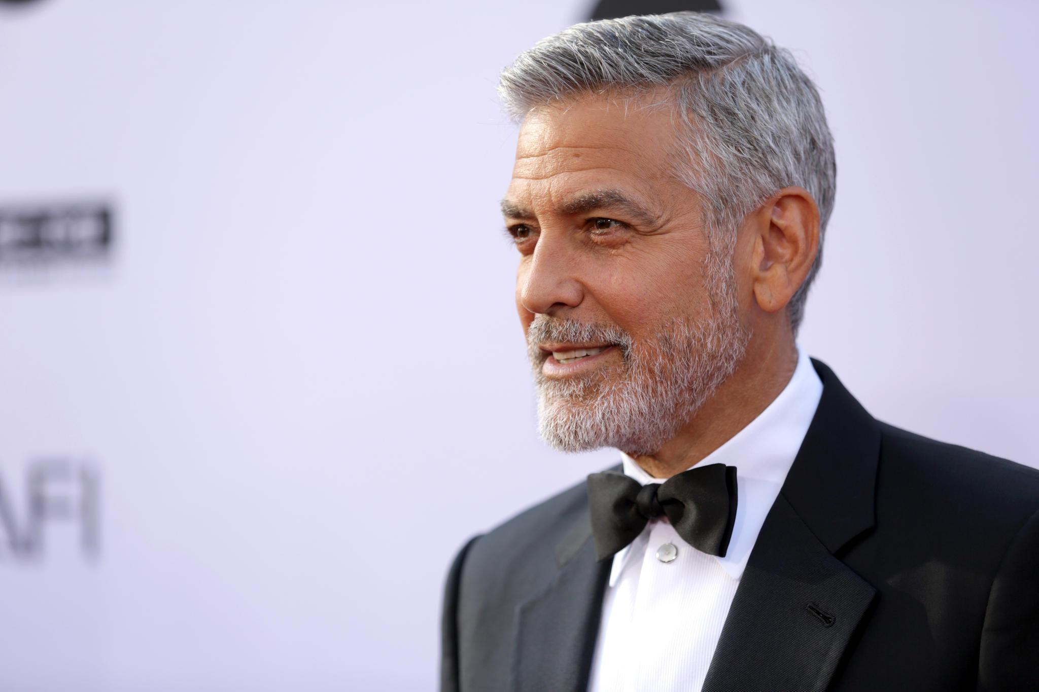 George Clooney: Hat Am...