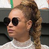 Flechtfrisur Beyoncé