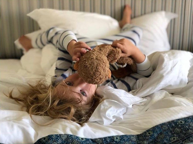 20. Juli 2018  Schauspielerin Olivia Wilde bringt mit ihrem intimen Foto von Sohn Otis die Herzen der Fans zum Schmelzen.