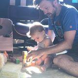 18. September 2017  Mit diesem wunderschönen Foto gratuliert OliviaWilde ihrem Ehemann und Vater ihrer Kinder Jason Sudeikis zum Geburtstag.