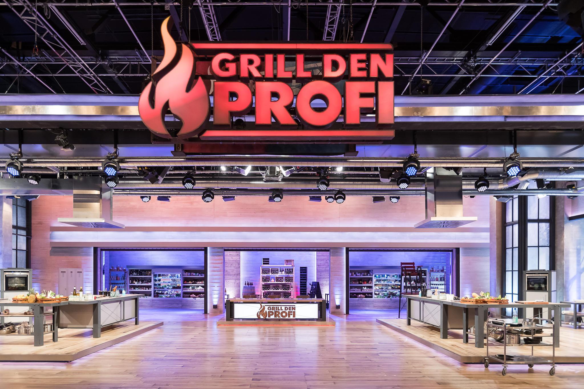 """""""Grill den Profi"""""""