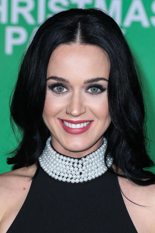 Katy Perry mit ihrer natürlichen Haarfarbe.