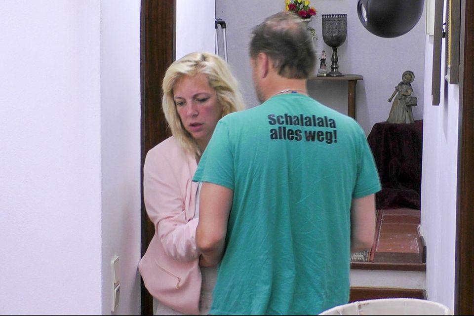 Daniela Büchner ist genervt von Ehemann Jens