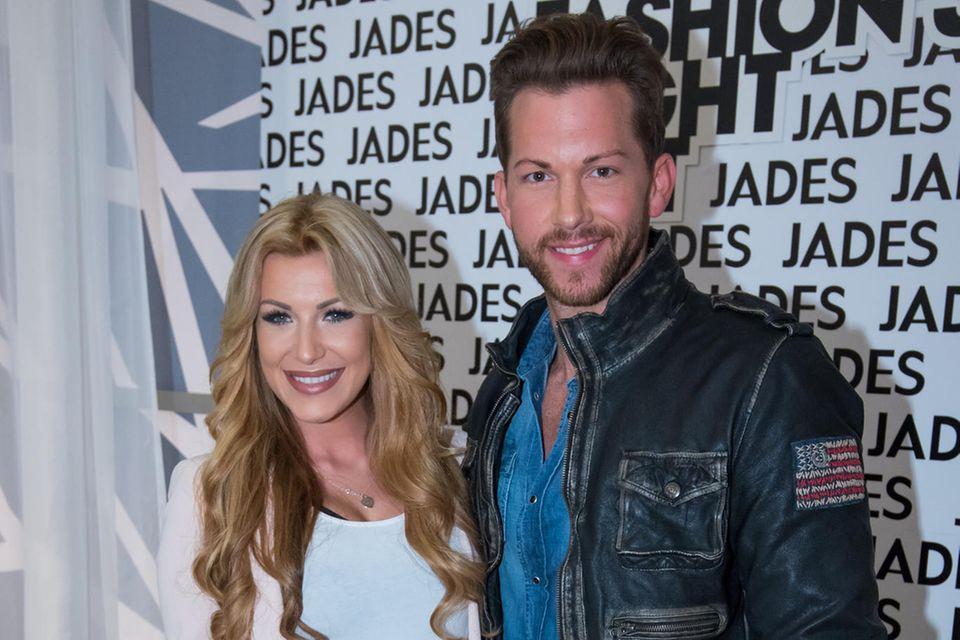 Oliver Sanne mit Ex-Freundin Vivien Konca