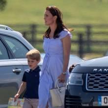 Prinz George + Herzogin Catherine